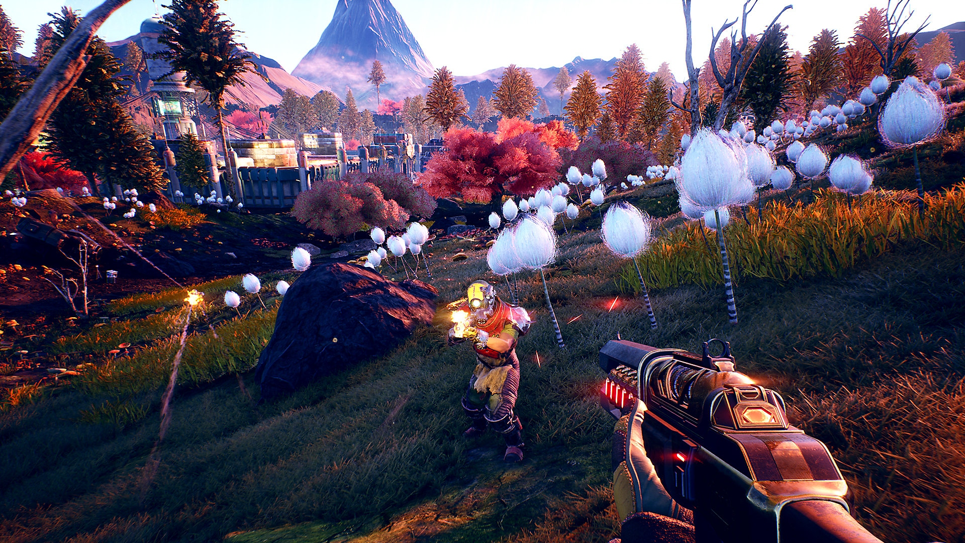 The Outer Worlds - Key Features Screenshot 3