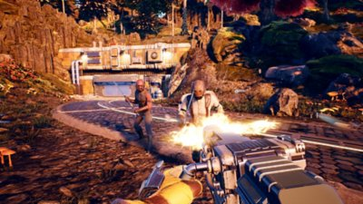 The Outer Worlds - gameplay screenshot 2