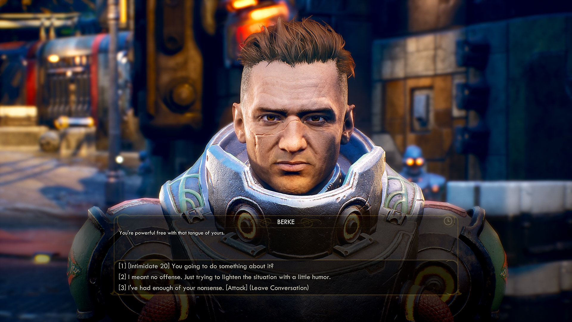 The Outer Worlds - Key Features Screenshot 1