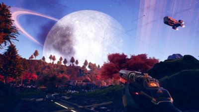 The Outer Worlds - gameplay screenshot 3