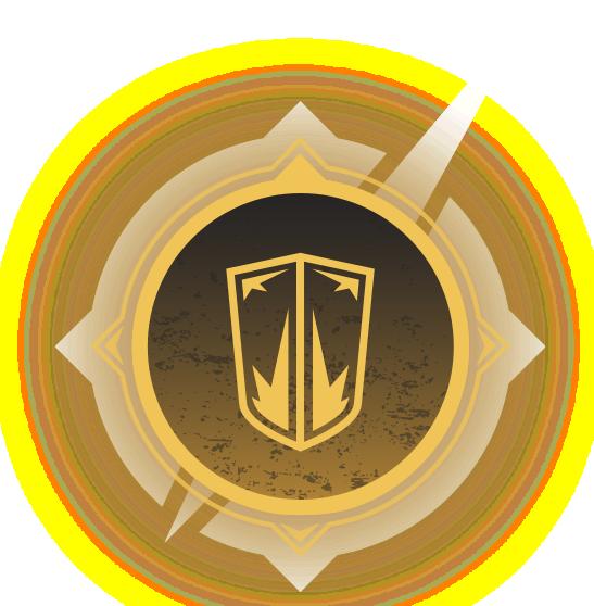 Clase de Outriders - Icono de Destructor