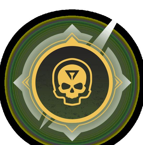 Clase de Outriders - Icono de Tecnomante
