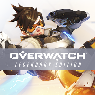 Overwatch Legendary Edition – Cover-Design