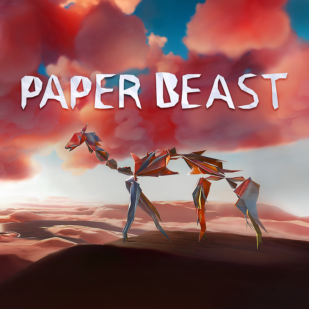 Paper Beast free with Play at Home
