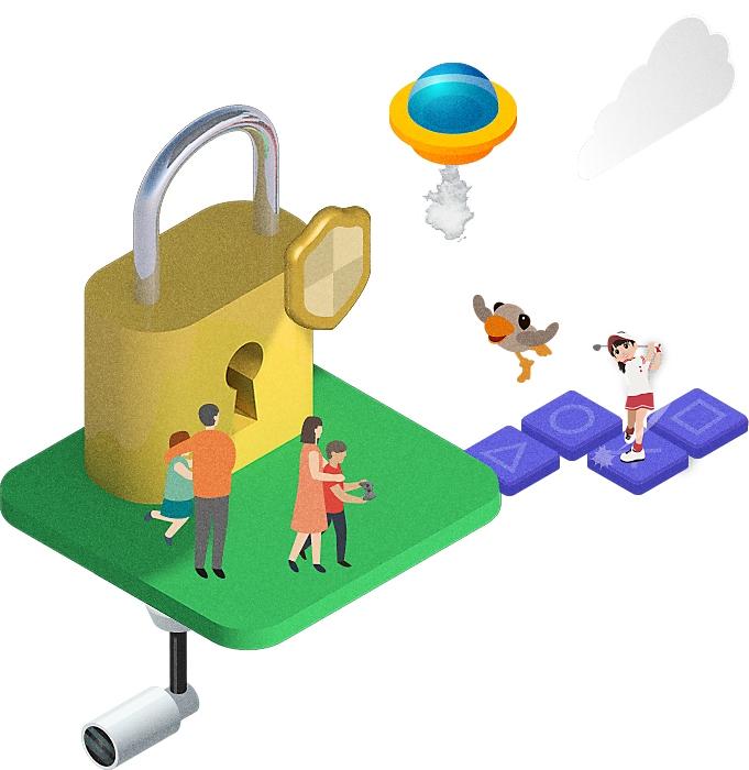 Child safety on PSN