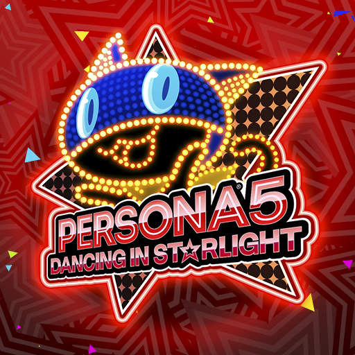 Persona 5: Dancing in Starlight-butiksomslag