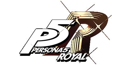 logo persona 5 royal