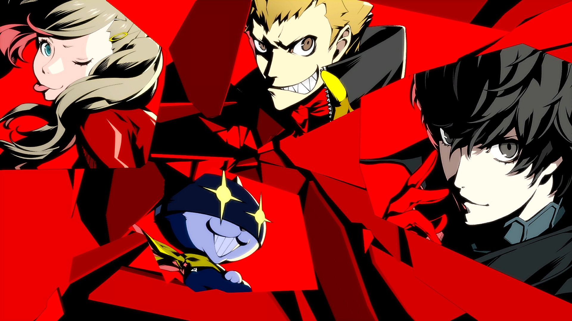 Persona 5 Royal - Captura de pantalla