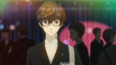 Captura de pantalla de Persona 5 Royal