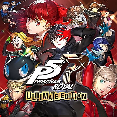 PERSONA 5 ROYAL Digial Ultimate Edition
