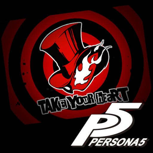 Persona 5 - الصورة الفنية للمتجر