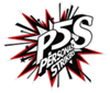 Persona 5 Strikers - Logotipo