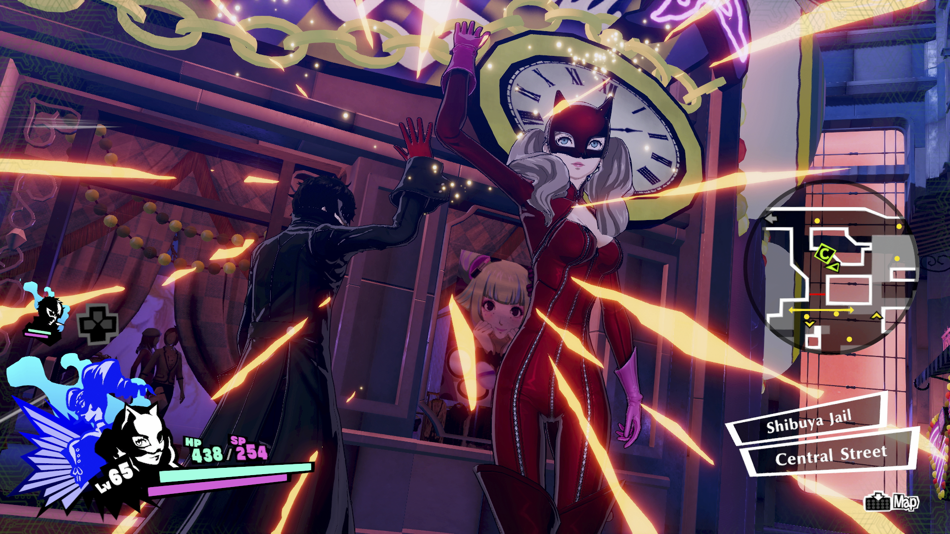 Persona 5 STRIKERS – Gallery Screenshot 1