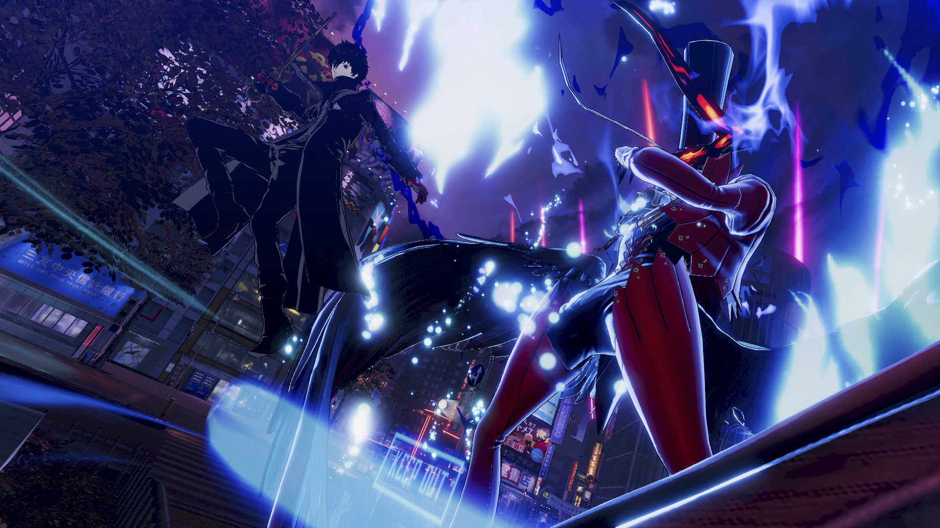 Persona 5 STRIKERS – galleribild 9