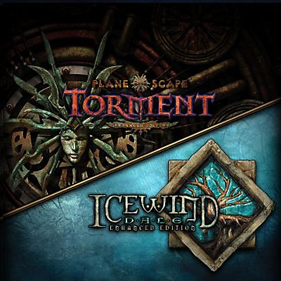 Icewind Dale & Planescape Torment Enhanced Edition