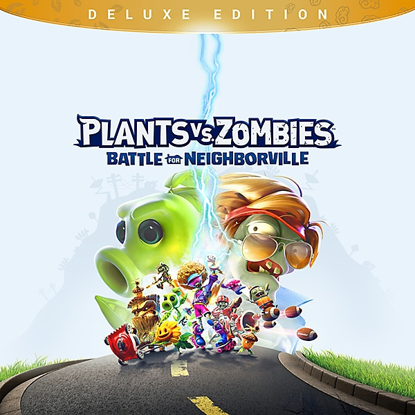 إصدار Deluxe للعبة Plants vs. Zombies: Battle for Neighborville