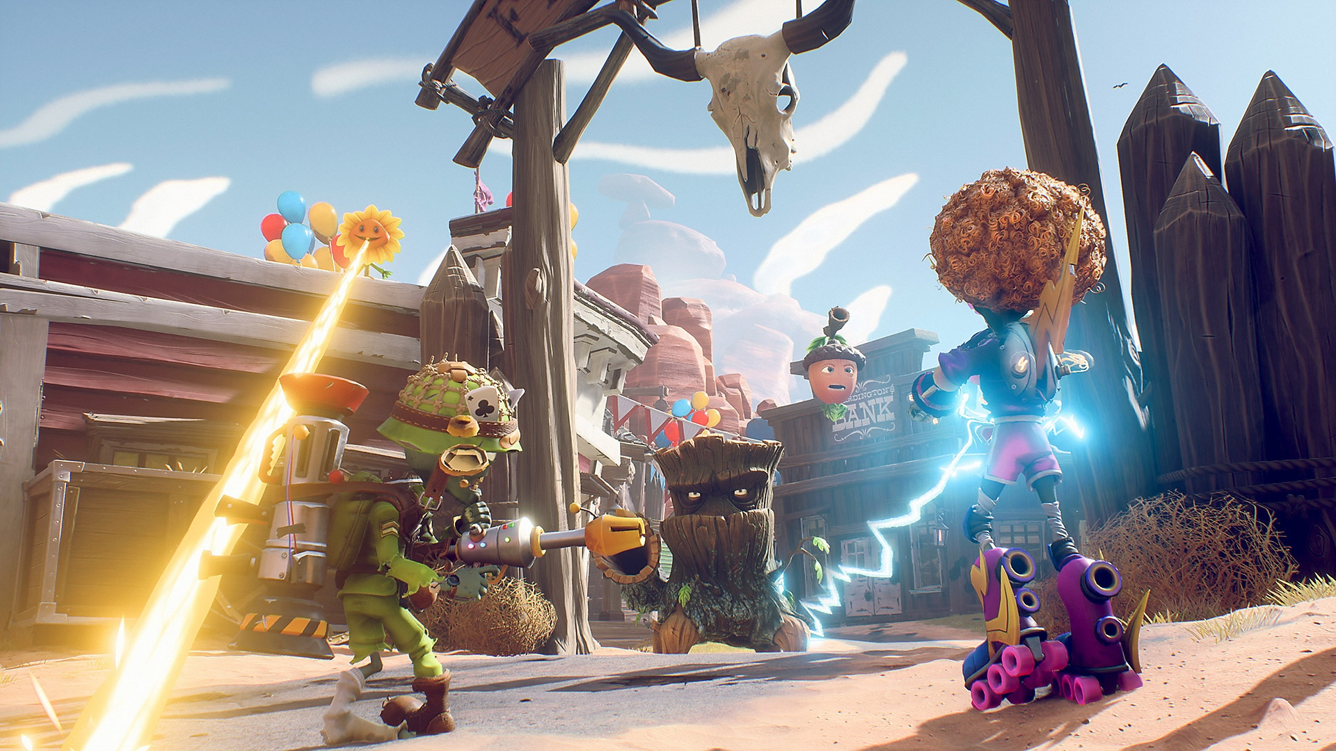 Plants vs. Zombies: La Batalla de Neighborville