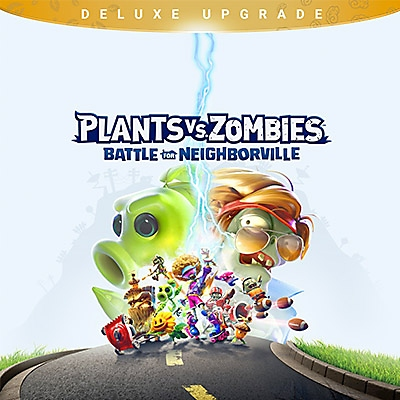 Plants vs Zombies: Mejora deluxe de Battle for Neighborville