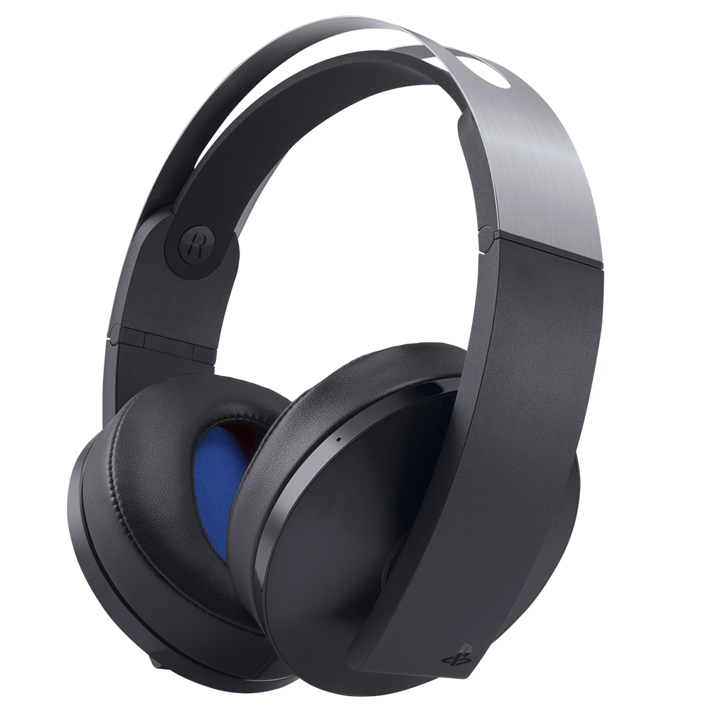 Wireless-Headset – Platin-Edition