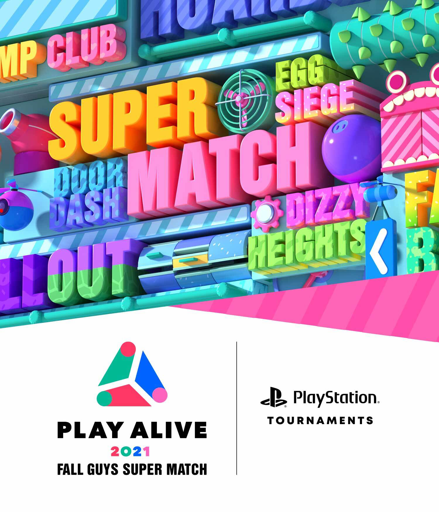 PLAY ALIVE 2021:Fall Guys Super Match