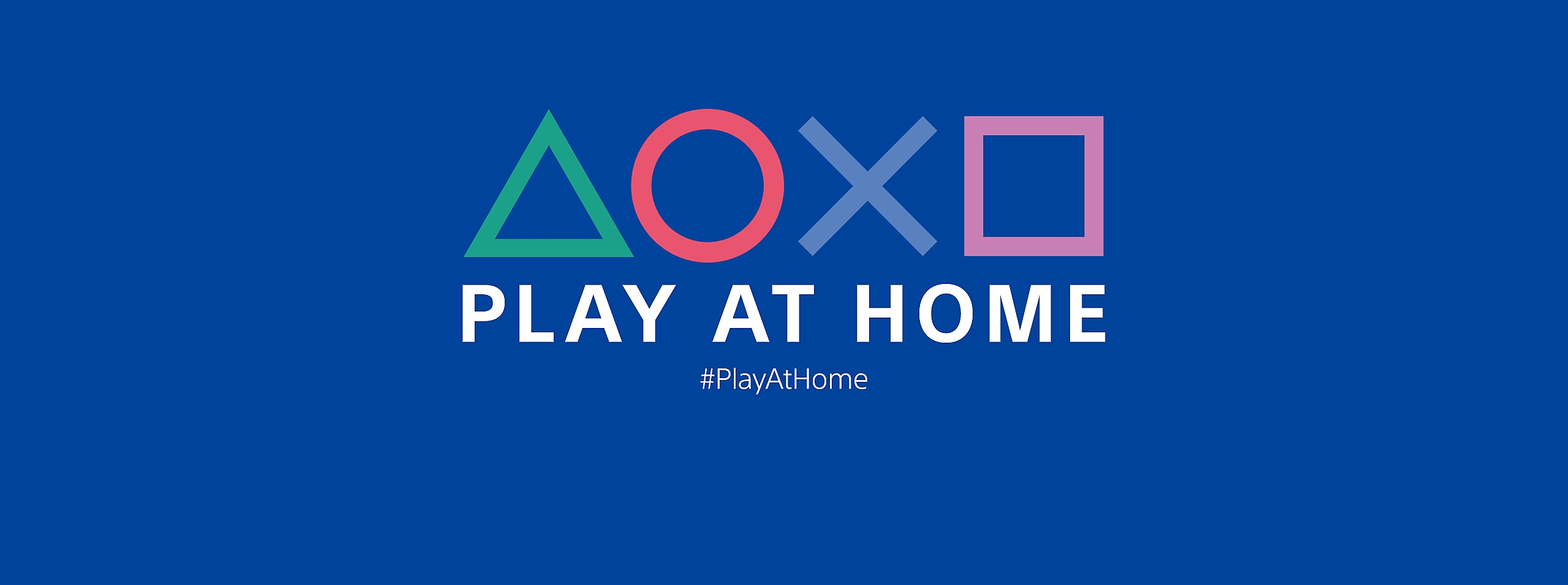 Play at Home - Key Art