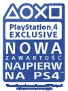 Tylko na PlayStation – Nowa zawartość najpierw na PS4