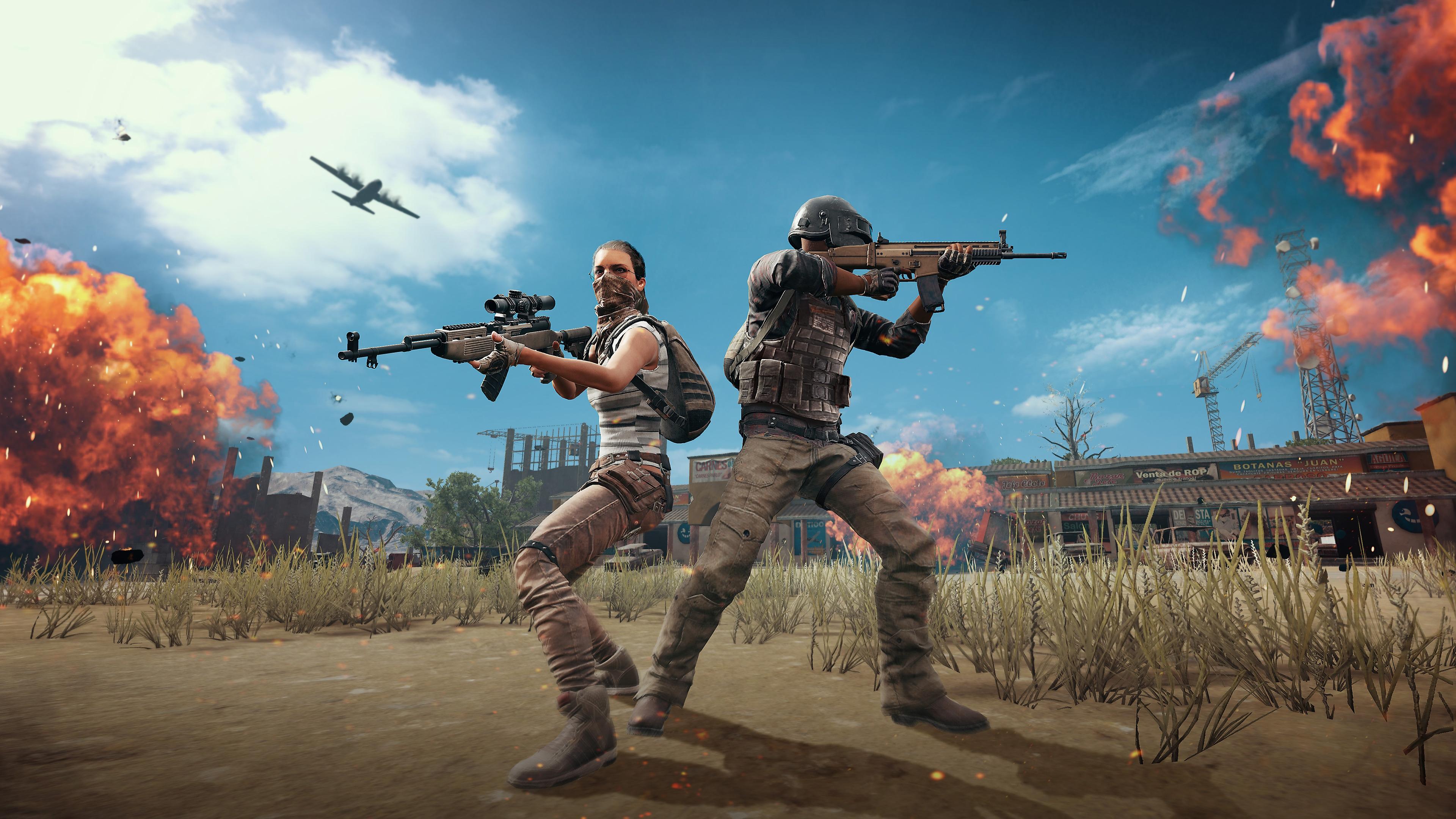 PUBG: Battlegrounds screenshot