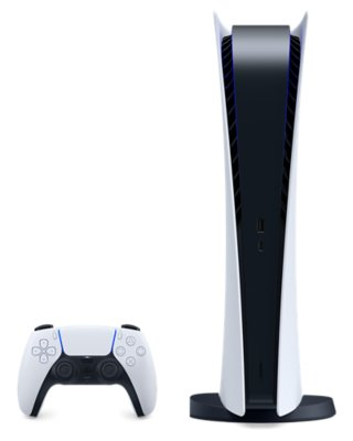PlayStation 5 Console - Vertical Product Shot