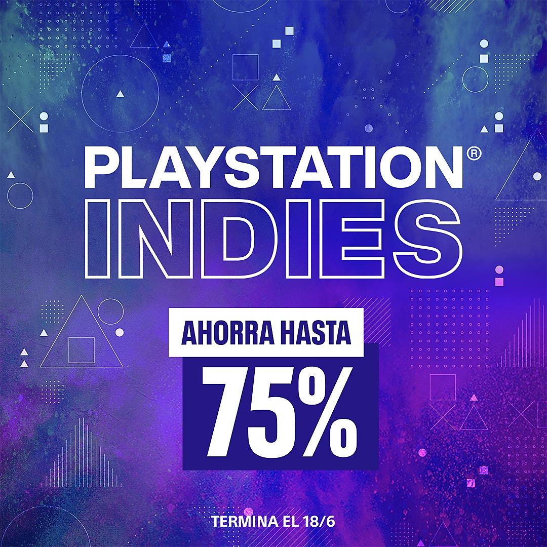 PlayStation Store - Promoción de títulos independientes