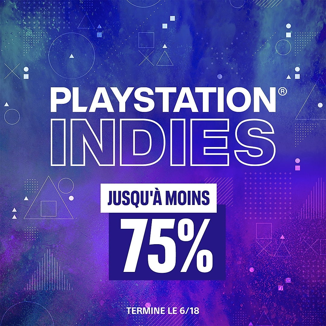 PlayStation Store - Indies Sale