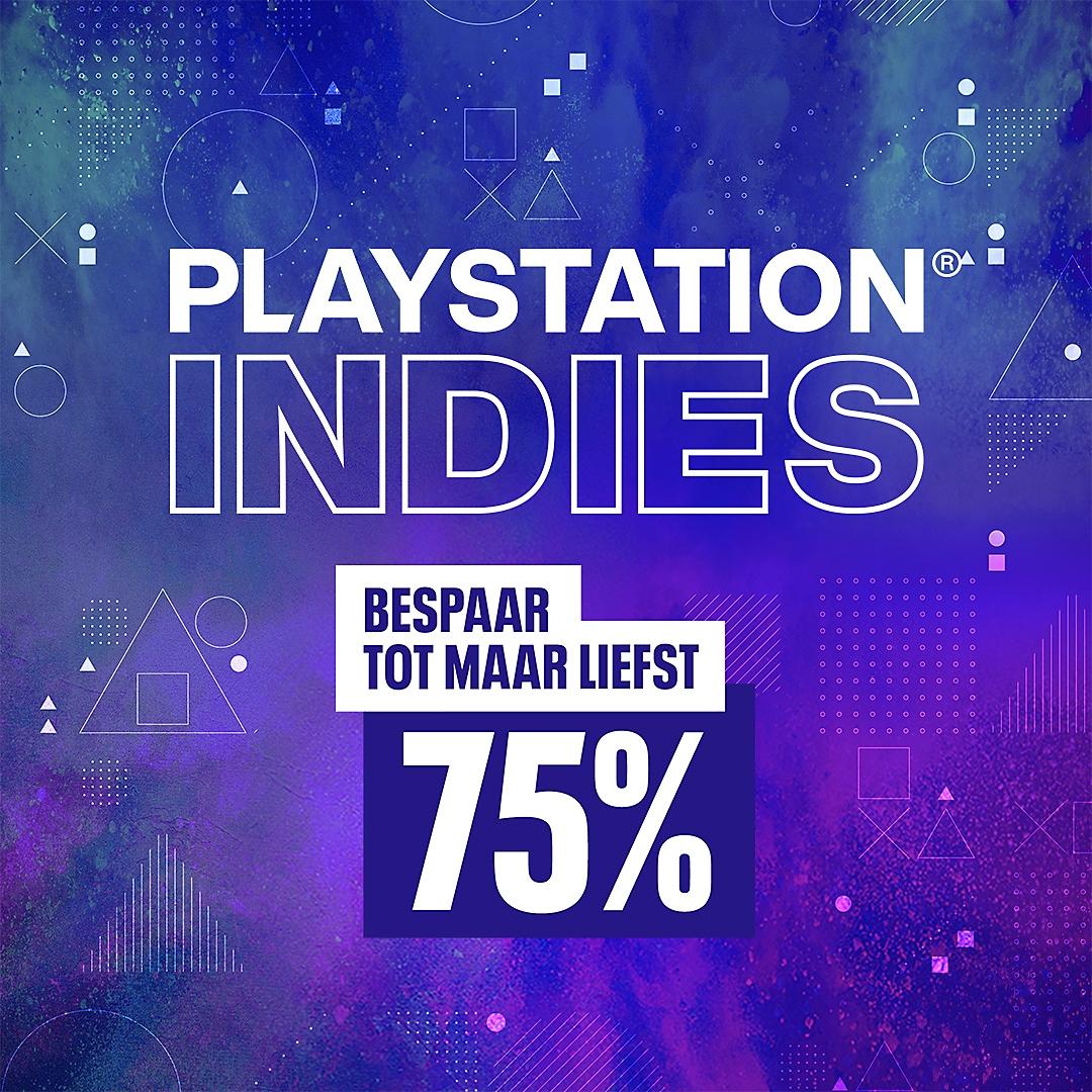 PlayStation Store - indiesuitverkoop