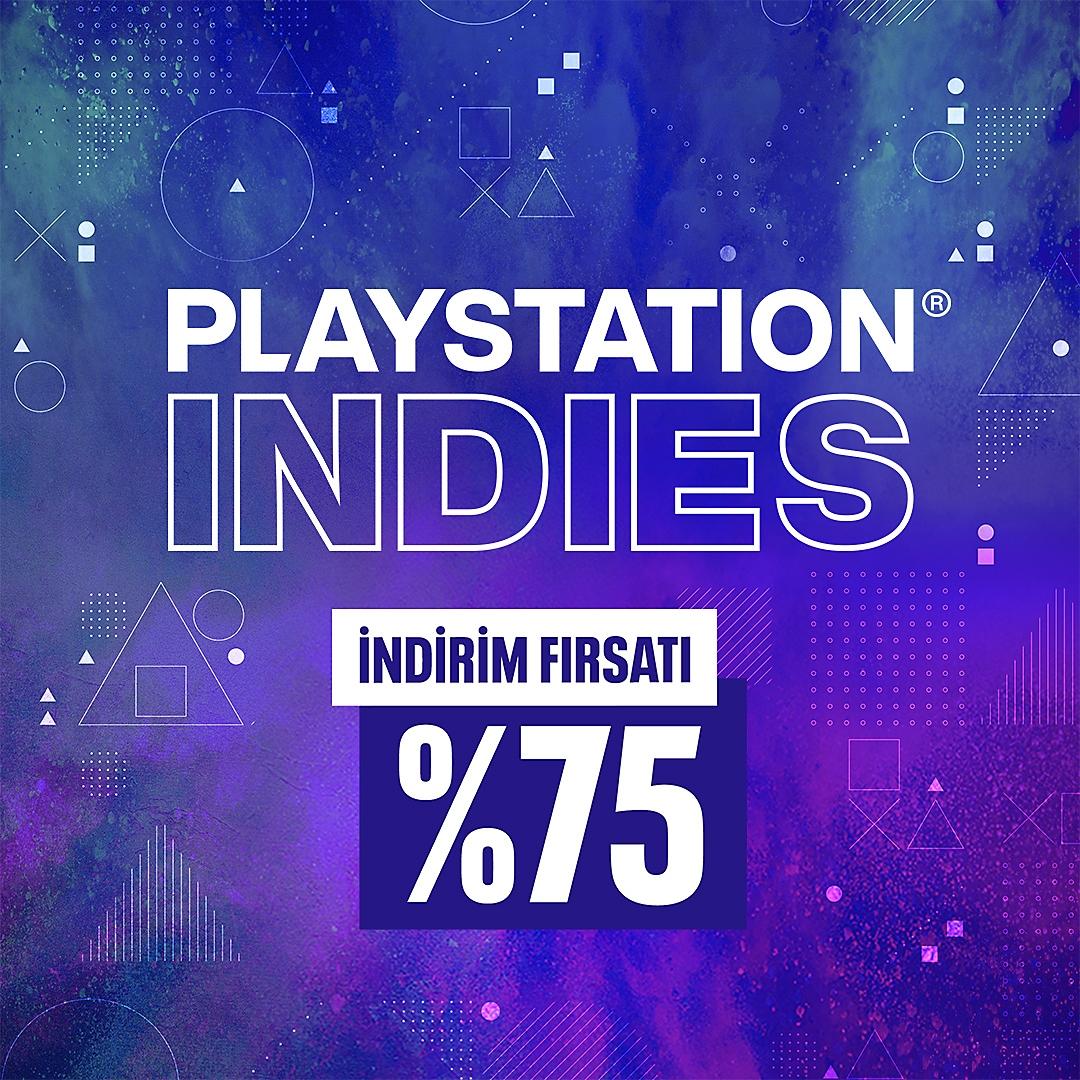 PlayStation Store - Bağımsız Oyunlar İndirimi