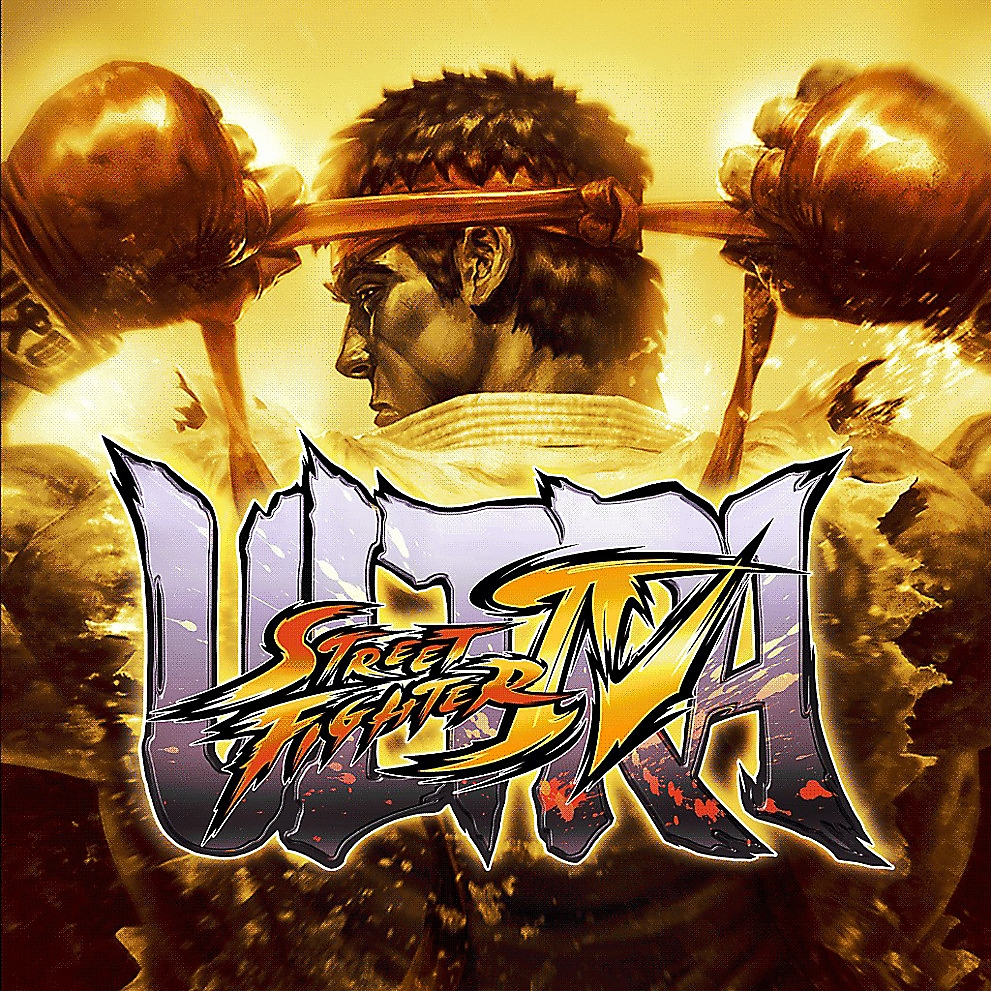 PS Nowで『ULTRA STREET FIGHTER IV』をプレイ