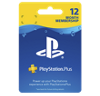 Subscrição de 12 meses do PS Plus