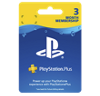 3 months PS Plus subscription