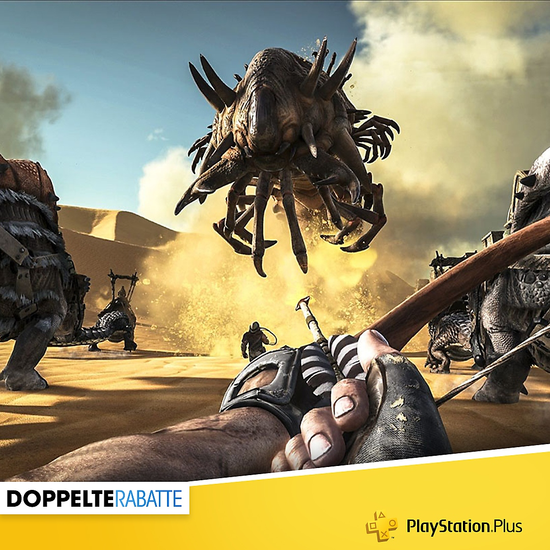 PlayStation Store - PlayStation Plus Double Discounts