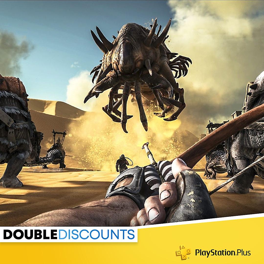 PlayStation Store – Dvojité slevy PlayStation Plus