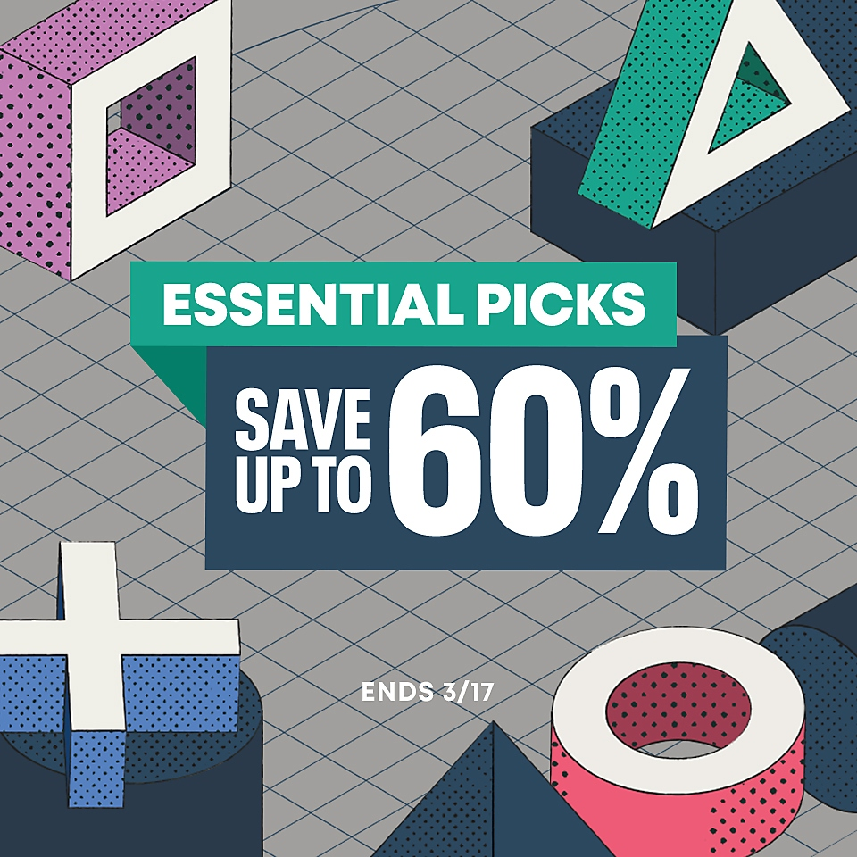 PlayStation Store - Essential Picks Sale
