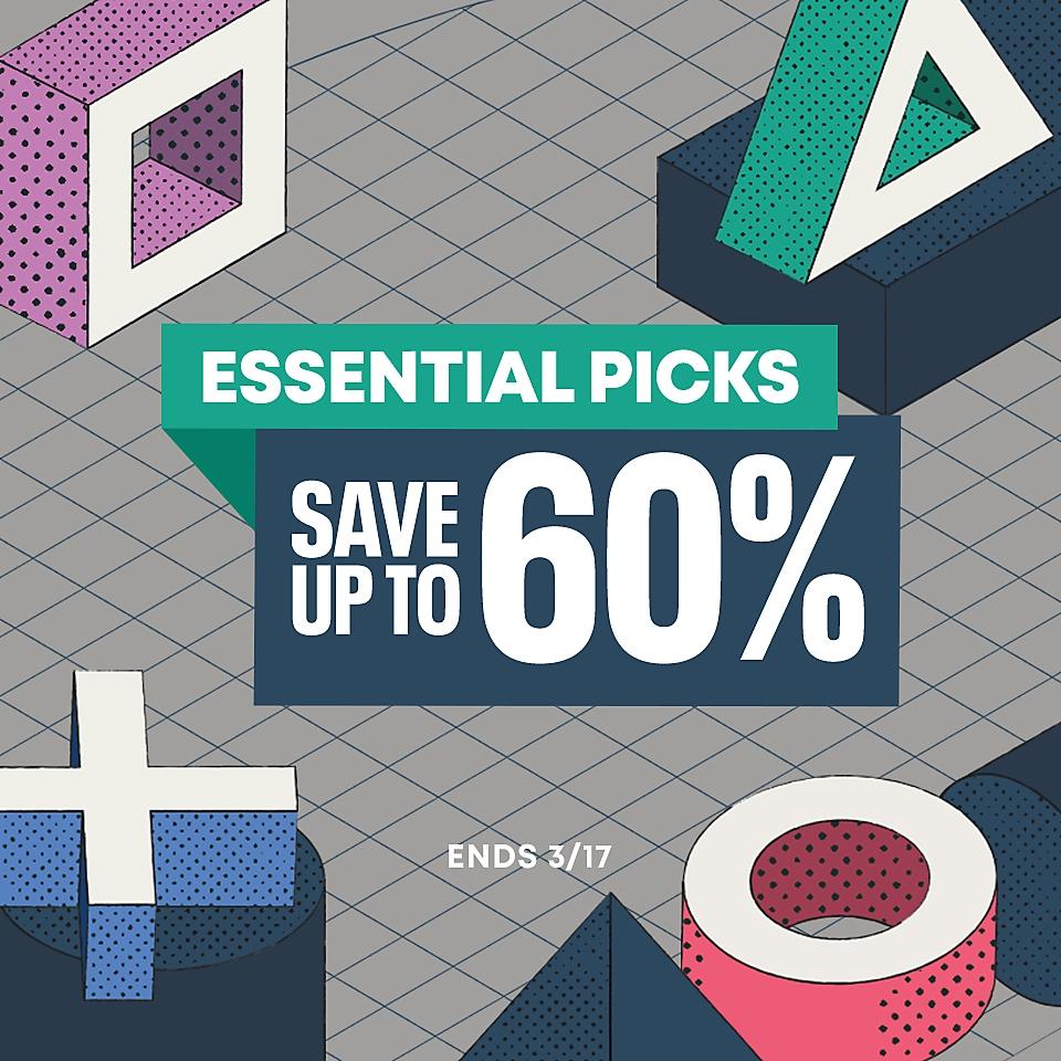 PlayStation Store - Essential Picks Sale