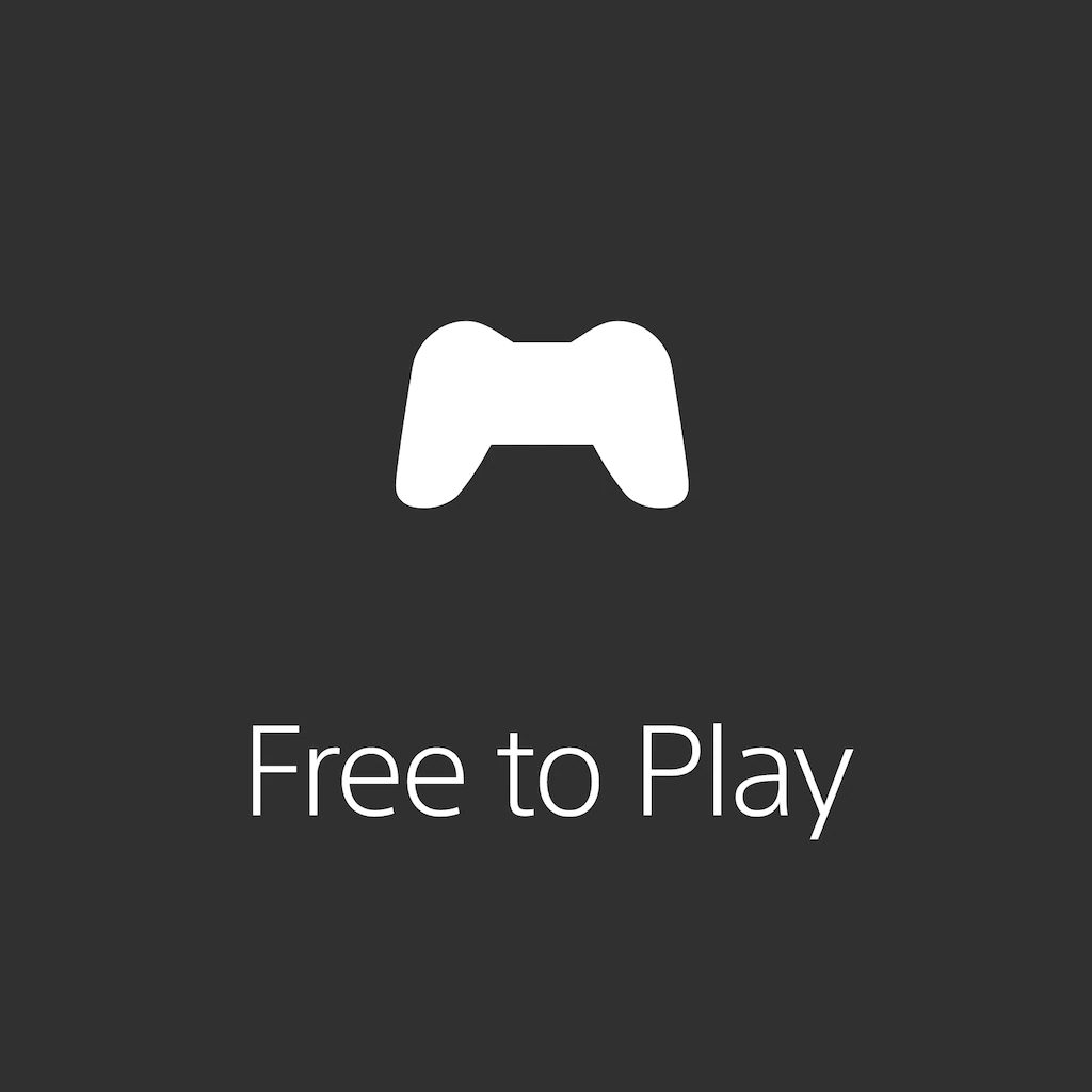 PlayStation Store – free-to-play