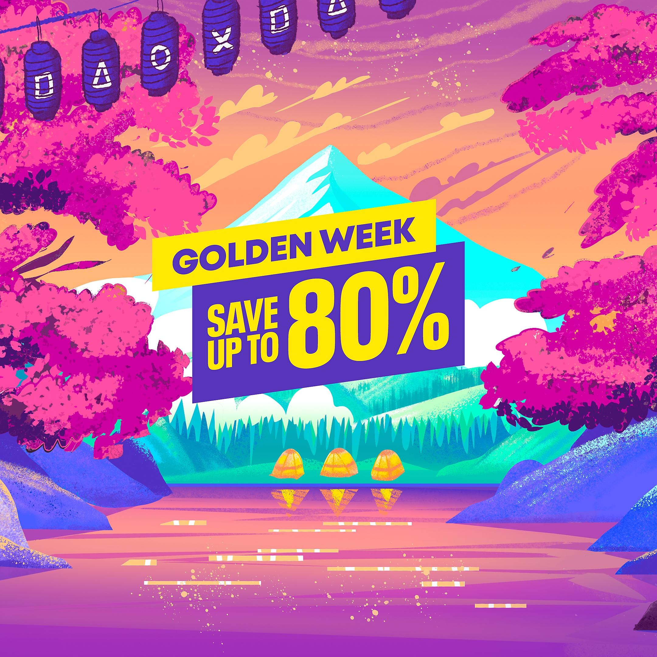 PlayStation Store – Výpredaj Zlatý týždeň