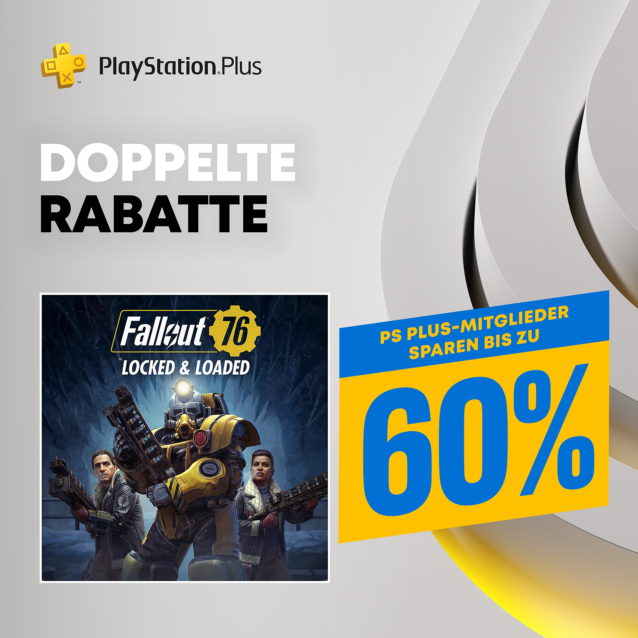 PlayStation Store - PS Plus Double Discounts