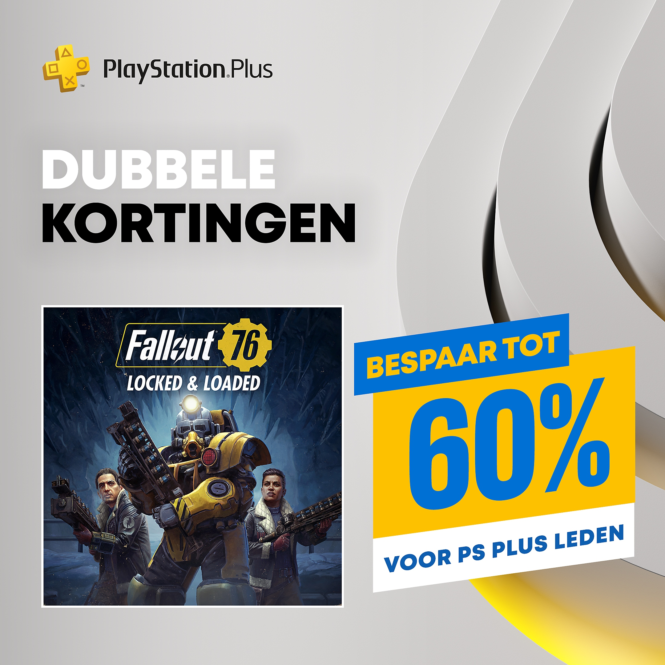 PlayStation Store - PS Plus dubbele kortingen