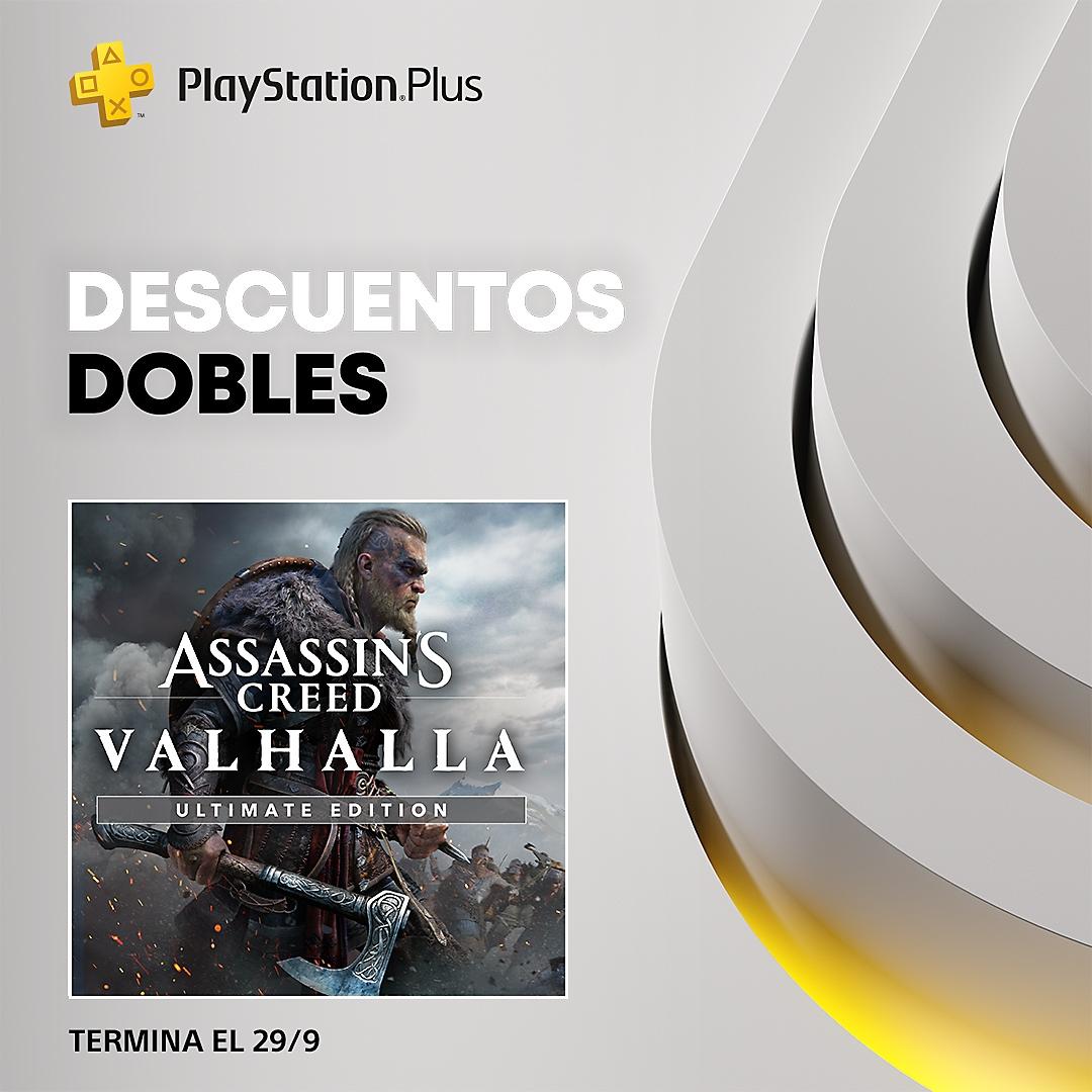 PlayStation Store - Descuentos dobles de PS Plus