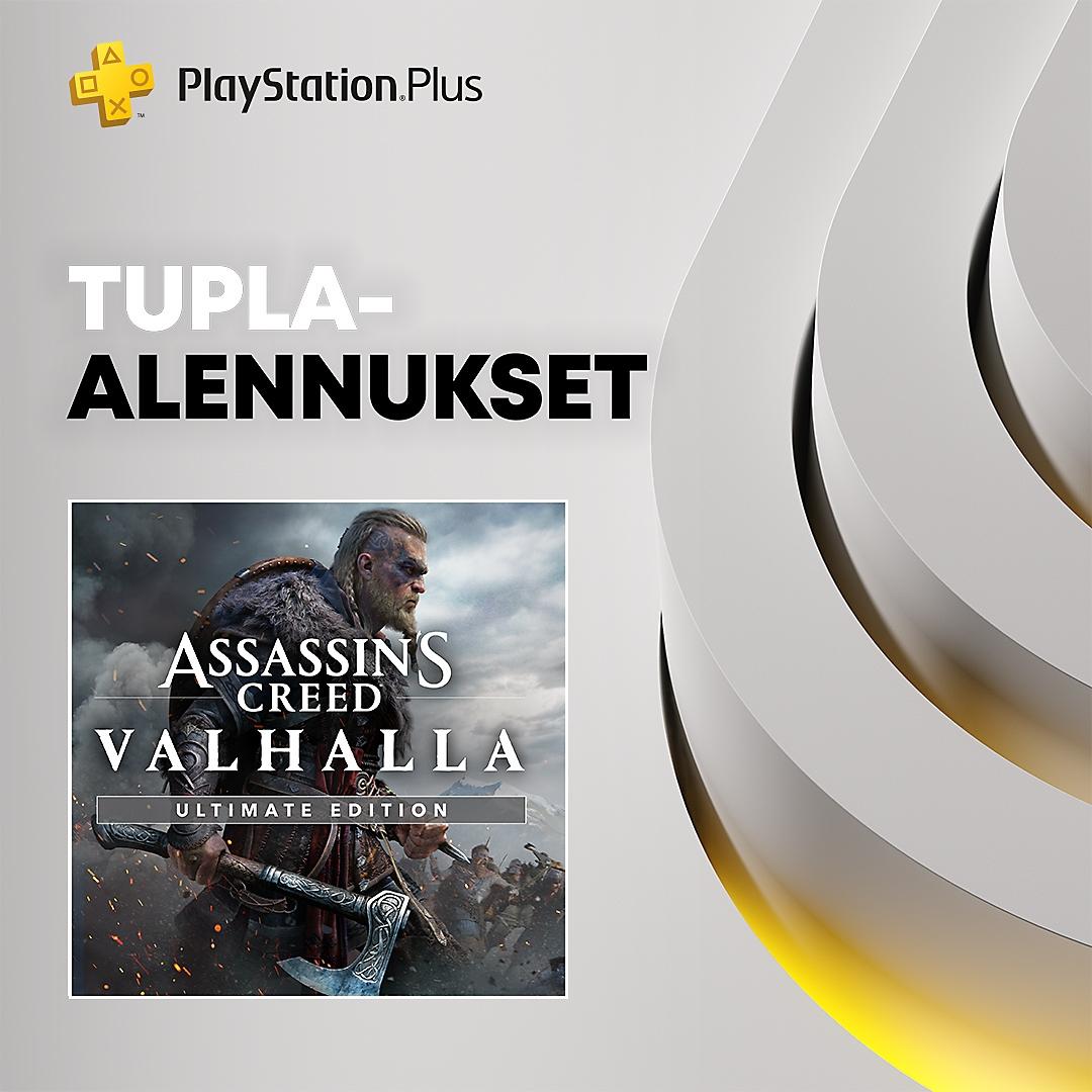 PlayStation Store – PS Plus -tupla-alennukset