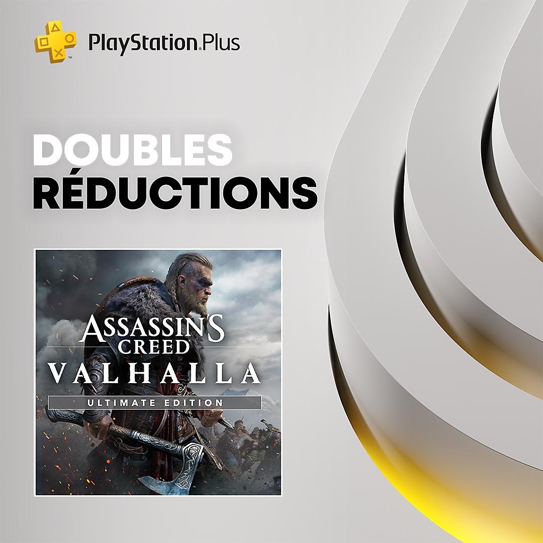 PlayStation Store - Remises doubles PS Plus