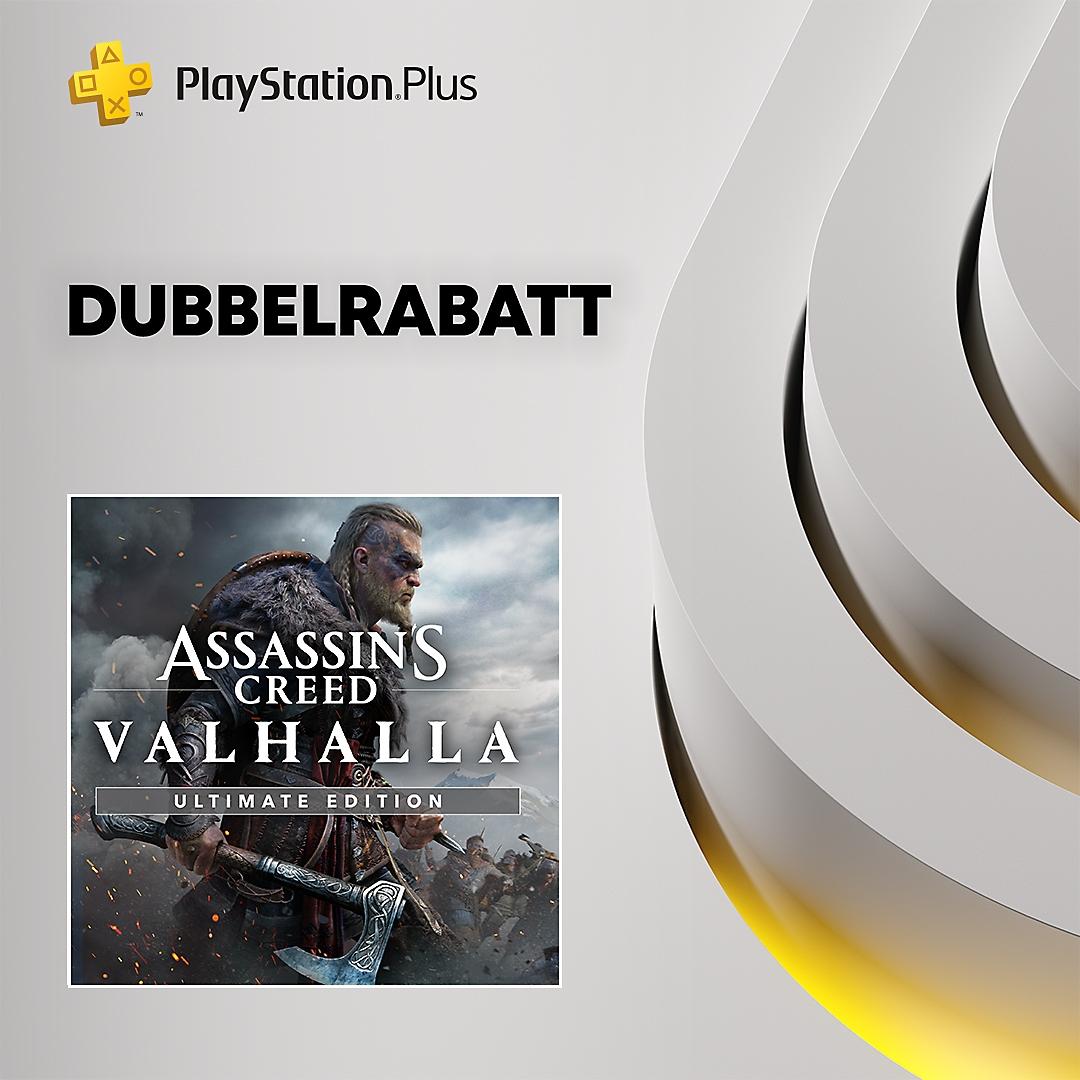 PlayStation Store – dubbelrabatt på PS Plus