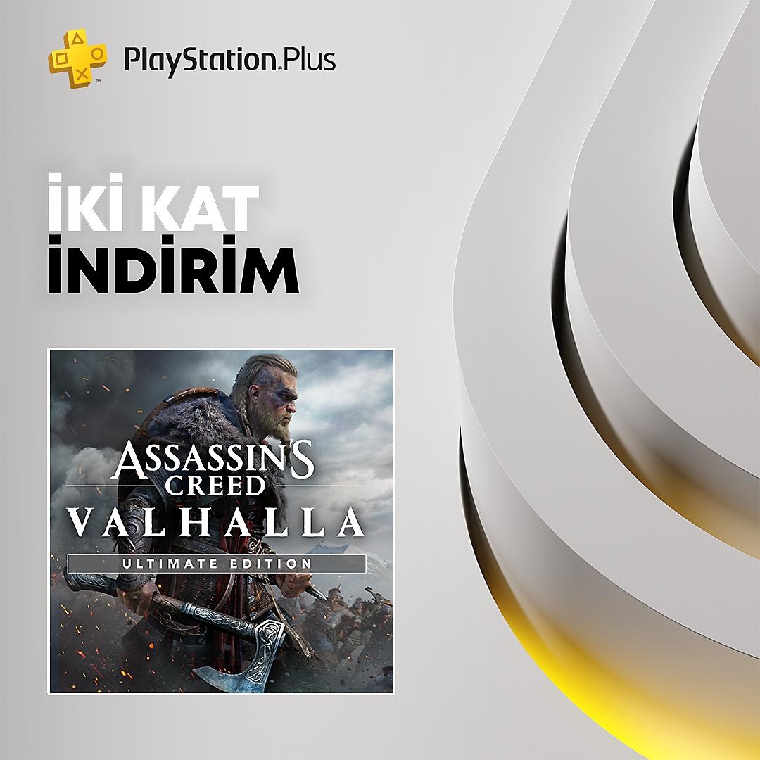 PlayStation Store - PS Plus İki Kat İndirim