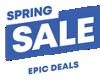 Spring Sale - Logo
