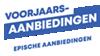 Lente-uitverkoop - Logo